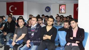 Yurtta uyuşturucu semineri