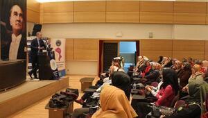 Huzur çınarından kadın kanserleri semineri