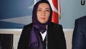 AK Parti Uşak Kadın Kollarından Kılıçdaroğluna kınama