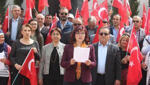 Narlıdere Ak Kadınlardan Kılıçdaroğluna tepki