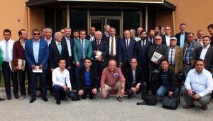 İç Anadolu Medya Toplantısı Yozgatta yapıldı