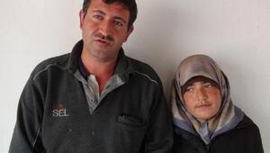 Suriyeli 3 çocuk babasına mahalleli sahip çıktı