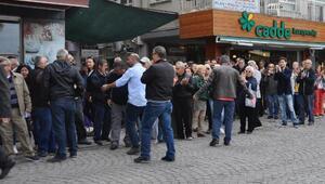 Dikilide AK Partili ile CHPliler arasında Ramazanoğlu gerginliği