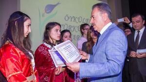 Öyküleriyle Türkülerimiz yarışmasının finali yapıldı