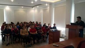 Öğrencilerden, Patates Araştırma Enstitüsüne AR-GE Ziyareti