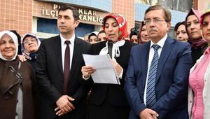AK Parti Pursaklar Kadın Kollarından Kılıçdaroğluna tepki
