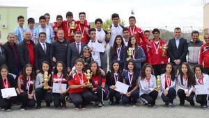 Okul sporları Boccede farkı yarattılar