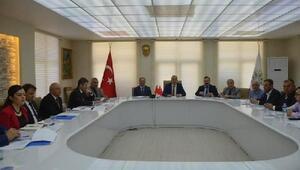 Tokatta il istihdam kurulu toplantısı gerçekleştirildi