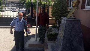 Tarsusta Suriyeli dilenciler yakalanıp polise teslim edildi