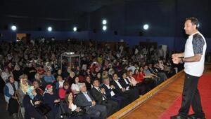 Ereğlide Sağlıklı Yaşam ve Obeziteyle Mücadele konferansı