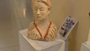 Turgut Pura Vakfından resim ve heykel sergisi