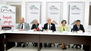İzmir Üniversiteleri Platformundan proje hazırlama eğitimi