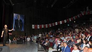 Atalay Demirciden annelere özel gösteri