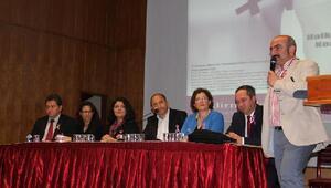Edirne'de, 'Meme kanseri teşhisi ve tedavisi' semineri
