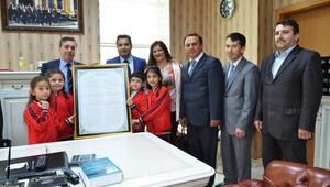 Ülker İlkokulu Ankara 2.si oldu