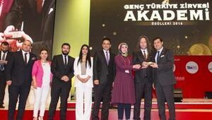 Başkent Tiyatrolarına Muhsin Ertuğrul Tiyatro ödülü