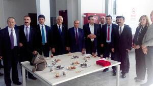 Milletvekili Erdoğan gençlerle buluştu