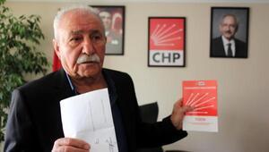 CHP Bolu İl Başkanlığında imzalı olağanüstü kongre çağrısı