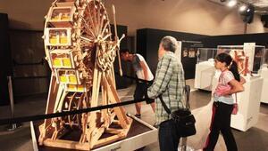 Da Vincinin makineleri Expo 2016da