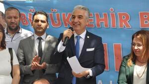CHP Denizli İl Başkanı: Belediyecilik değil emlakçılık yapıyor