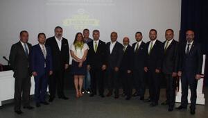 Fenerbahçelilerde başkan Hüseyin Canpolat
