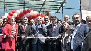 Mamakta Aziz Sancar Araştırma Merkezi açıldı