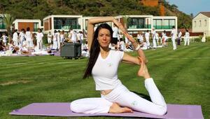 Uluslararası Yoga Festivali, Antalyada başladı