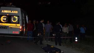 Besnide otomobilin çarptığı yaya öldü