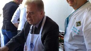 Tahir Tekin Öztandan Gaziantep Yemekleri Workshop