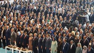 AK Parti yeni genel başkanını seçiyor (7)