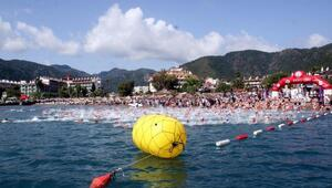 Marmariste Aquamasters yüzme yarışları sona erdi
