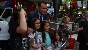 Çankaya Belediyesi Tükenmez Hayatlar Kitap serisini çocuklarla buluşturdu