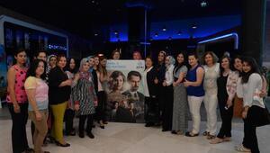 Kanal D, kadınları sinemayla buluşturuldu