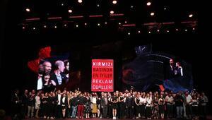 13üncü Kırmızı Reklam Ödülleri sahiplerini buldu