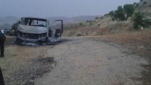 Mardinde, PKKlılar kaçırdığı muhtarı yakarak öldürdü / fotoğraf