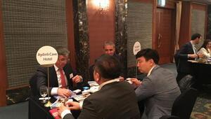 Güney Kore ve Çin'de Kapadokya tanıtımı