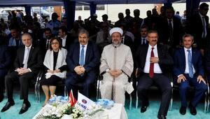 Gaziantepli hayırsever işadamı Konukoğlunun yaptırdığı cami ibadete açıldı