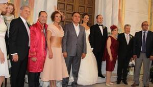 Tarihi sinagogda, 41 yıl sonra ilk düğün