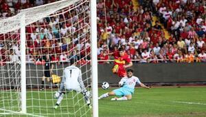 Türkiye - Karadağ: 1-0