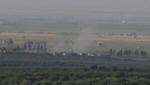 Sınırda muhaliflerle IŞİD arasında çatışmalar sürüyor