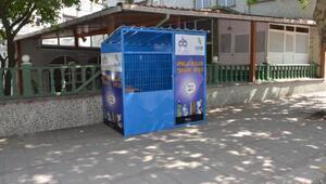 Çorlu'da ambalaj atıkları geri dönüştürülüyor