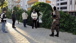 Elazığda PKK operasyonu: 8 gözaltı