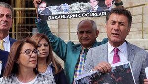 CHP'li milletvekillerinden, TBMM'de Gezinin üçüncü yıl dönümünde dövizli sloganlı eylem