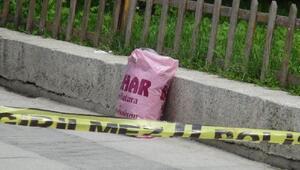Çorum Valisinin bulunduğu İl Genel Meclisi önünde şüpheli paket alarmı