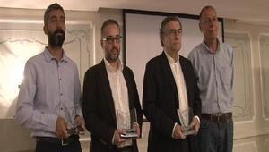 TYBnin Düşünce ve İfade Özgürlüğü Ödülleri sahiplerini buldu