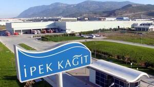 İpek Kağıttan Türkiye ve Kırgızistanda toplam 300 milyon liralık iki tesis yatırımı