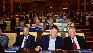 Ankara Kent Konseyinde Seyfi Saltoğlu yeniden başkan seçildi