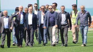 Trabzonsporda transfer zirvesi