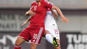 Türkiye- Macaristan: 2-1