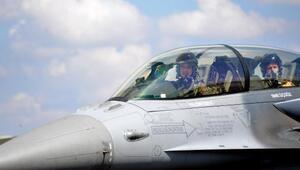 Uluslararası Anadolu Kartalında, düşman sahasına düşen pilotun kurtarılması tatbikatı